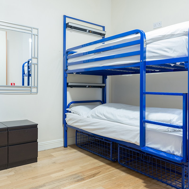 Twin room at Times Hostels Camden Place
