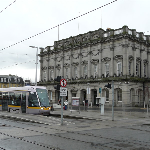 heuston station